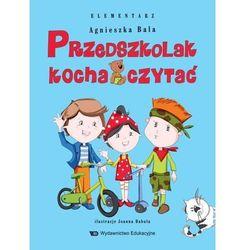 Przedszkolak kocha czytać (opr. broszurowa)