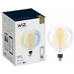 WIZ Żarówka szklana G200 E27 Światło białe regulowane przezroczysta
