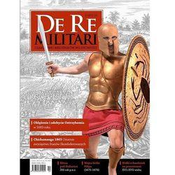 De Re Militari. Czasopismo miłośników wojskowości nr 1 2015 (1) (opr. miękka)