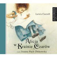 Audiobooki, Alicja w Krainie Czarów Książka audio CD MP3