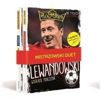 Książki dla dzieci, Lewandowski i Suarez -pakiet - Opracowanie zbiorowe DARMOWA DOSTAWA KIOSK RUCHU
