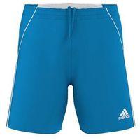 Odzież do sportów drużynowych, Spodenki adidas Pepa Jr D87400 błękitny