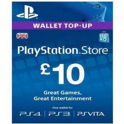 PlayStation Network Card (PSN) £10 (UK)
