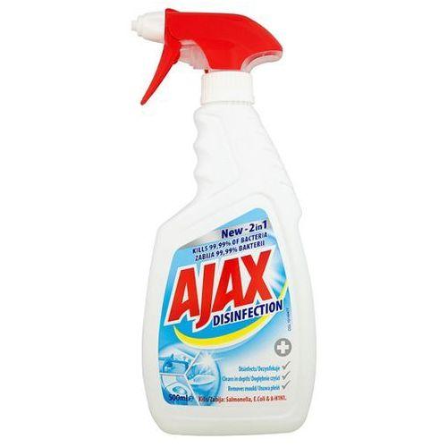 Płyny i żele do czyszczenia armatury, Płyn do czyszczenia i dezynfekcji Ajax Disinfection 2in1 500 ml