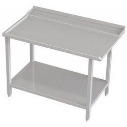 Stół wyładowczy do zmywarki | szer. 1000 - 1600mm | różne wymiary