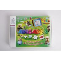 Gry dla dzieci, Edukacyjna gra pamięciowa Abecadło