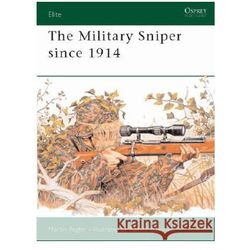 Military Sniper since 1914 (E.#68) (opr. miękka)