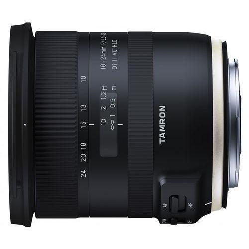 Obiektywy fotograficzne, Tamron 10-24 mm f/3.5-4.5 Di II VC HLD / Nikon
