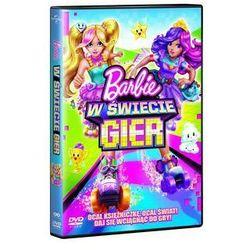 Barbie w świecie gier. Darmowy odbiór w niemal 100 księgarniach!