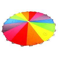 Pozostałe zabawki, Profesjonalna Chusta Animacyjna 7 kolorów - 4 m - 1 szt.