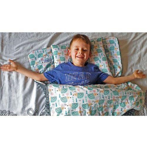 Śpiworki dziecięce, Śpiworek przedszkolaka jeżyki + worek