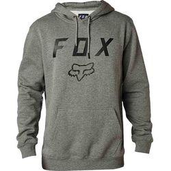 bluza FOX - Legacy Moth Po Fleece Heather Graphic (185) rozmiar: 2X