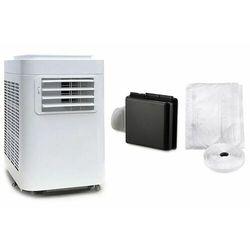 Klimatyzator przenośny Fral Super Cool FSC 09 C + PLENUM + USZCZELKA DO OKNA wydajność ok 25 m2 -mały i cichy -SUPER PROMOCJA