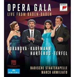 Opera Gala. Live from Baden-Baden (Blu-ray) - Jonas Kaufmann