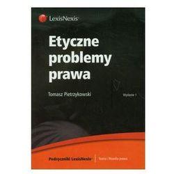 Etyczne problemy prawa (opr. broszurowa)