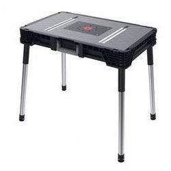 Workbench Keter stół przenośny, warsztatowy.Z akcesoriami (230801)