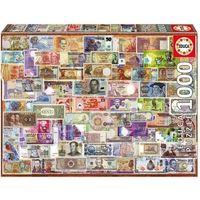 Puzzle, Puzzle 1000 elementów, Banknoty - DARMOWA DOSTAWA OD 199 ZŁ!!!