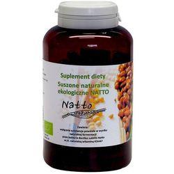 Sfermentowana soja (natto) suszona BIO 120 kapsułek - Natto