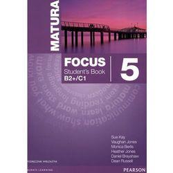 Matura Focus 5 podręcznik LO (opr. miękka)