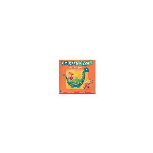Książki dla dzieci, Rysunkowy zwierzyniec (opr. broszurowa)