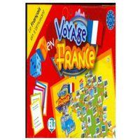 Książki do nauki języka, Voyage en France (opr. kartonowa)