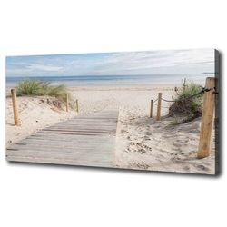 Foto obraz ze zdjęcia do salonu Plaża