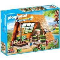 Klocki dla dzieci, Playmobil FAMILY FUN Obóz wakacyjny 6887 rabat 5%