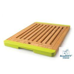Berghoff Deska do krojenia peczywa bambusowa 38X37X2Cm