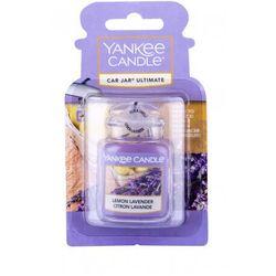 Zapach YANKEE car jar ultimate Lemon Lavender - YCJULL