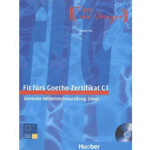 Książki do nauki języka, Fit Fuers Goethe Zertifikat c1 LB mit CD (opr. miękka)