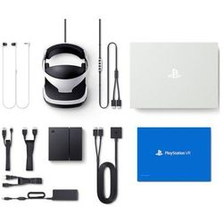 Zestaw SONY Gogle PlayStation VR + Camera V2 + 5 gier DARMOWY TRANSPORT