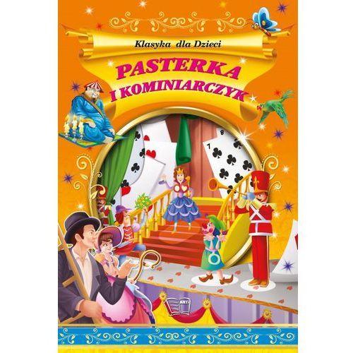 Książki dla dzieci, PASTERKA I KOMINIARCZYK KLASYKA DLA DZIECI (opr. miękka)