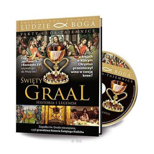 Filmy religijne i teologiczne, ŚWIĘTY GRAAL + Film DVD