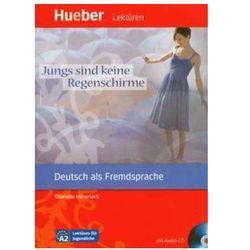Jungs Sind Keine Regenschirme Książeczka z CD (opr. miękka)