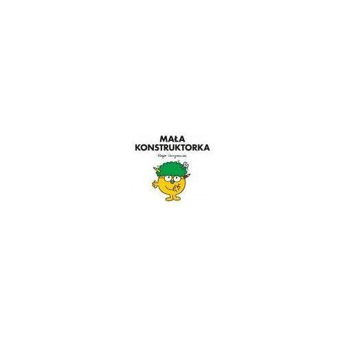 Książki dla dzieci, Mała Konstruktorka (opr. miękka)