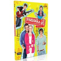 Seriale i programy TV, Rodzinka.pl Sezon 3 (4DVD)