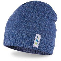 Wiosenna czapka chłopięca PaMaMi - Ciemnoniebieski - Ciemnoniebieski