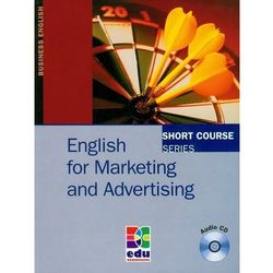 English for Marketing and Advertising + mp3 do pobrania - praca zbiorowa - ebook