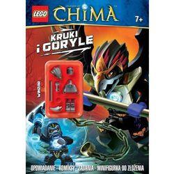 Kruki i Goryle. LEGO Chima ( LNC-203 ) praca zbiorowa (opr. miękka)