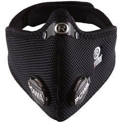 Maska antysmogowa Respro Ultralight Black, Rozmiar: L