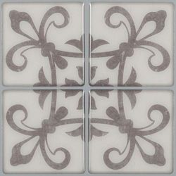 Naklejki na płytki, kwadratowe, rustykalne, dekoracyjne