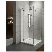 Kabiny prysznicowe, Radaway Torrenta kdj 100 x 80 (32242-01-01NL)