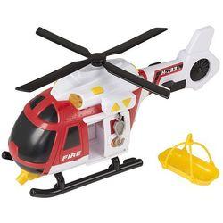 Flota miejska - helikopter strażacki