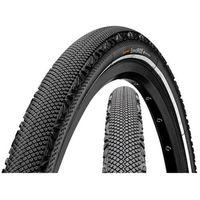 Opony i dętki do roweru, OPONA CONTINENTAL SPEEDRIDE 700 X 42c CZARNA DRUT REFLEX