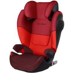 CYBEX fotelik samochodowy Solution M-Fix, Rumba Red - BEZPŁATNY ODBIÓR: WROCŁAW!