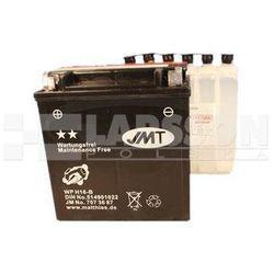 Akumulator bezobsługowy JMT YTX16-BS-1 (WPH16-B) 1100213 Suzuki VS 1400
