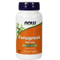 Now Foods Fenugreek 100kaps