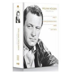 Gwiazdy Kina: William Holden - Stalag 17 + Bulwar Zachodzącego Słońca + Sabrina + Mosty Toko-Ri - Zestaw 4 Filmów Dvd