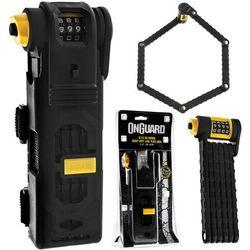 Onguard Zapięcie rowerowe link plate lock k9 combo składane 8115 - 88,5cm - szyfr (7290001282151)