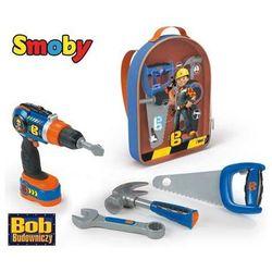 Plecak z narzędziami Bob Budowniczy
